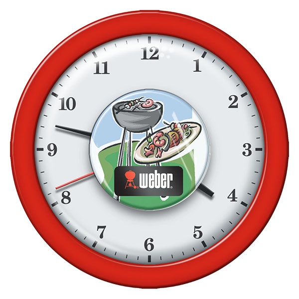 Spectradome™ Wall Clock