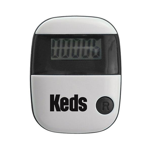 Compact Pedometer