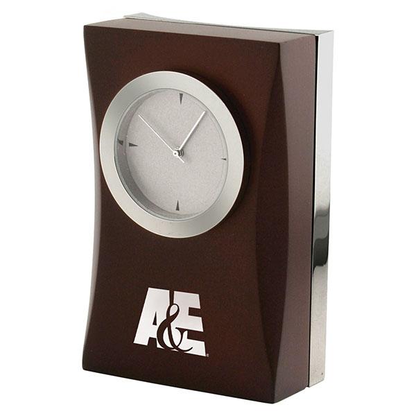 Executive Wood Clock
