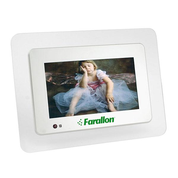 Digital 7\'\' Hi-Resolution Digital Desktop Photo Frame-Photo Frames